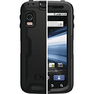OtterBox Commuter-Series Case for the Motorola Atrix (Black)