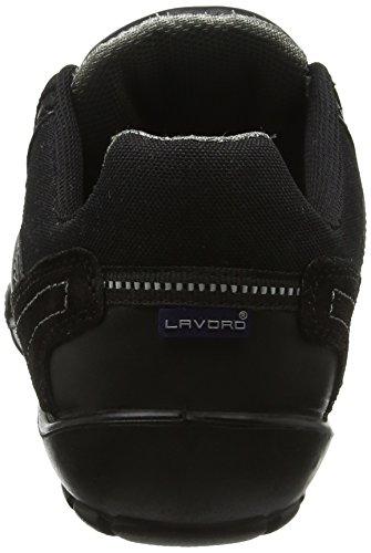 Lavoro - Calzado de protección de cuero para hombre negro negro