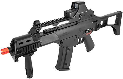 (Evike KWA Full Size Lipoly Ready H&K G36C Airsoft AEG (2GX Version, Licensed by Umarex) - (27642))