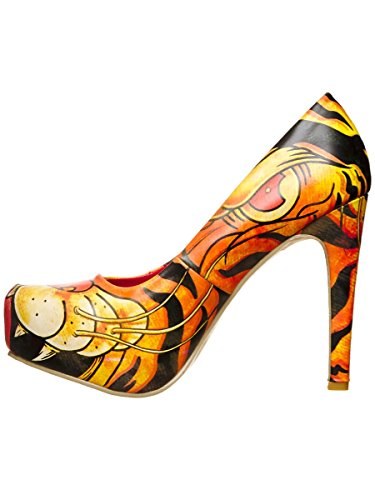 Iron Fist Girls Schuh Tigers Eye Multi