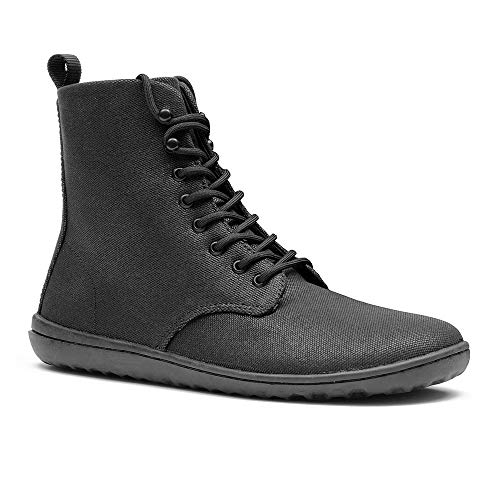 Nero Canvas 0 Shoes 2 Eco Hi Nero Gobi Donna Vivobarefoot wq7zSB1