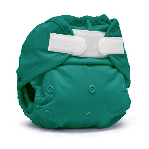 - Rumparooz One Size Cloth Diaper Cover Aplix, Peacock