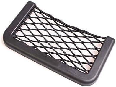Auto Sundries Opbergtas Auto Sticking Net Pocket Duurzaam en nietvervormbare mobiele telefoonhouder Autoaccessoires 208 cm 815cm Universeel Size15 x 8 cm