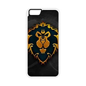 IPhone 6 4.7 Inch Phone Case for Classic Game World of Warcraft Theme pattern design GCGWDWC929215