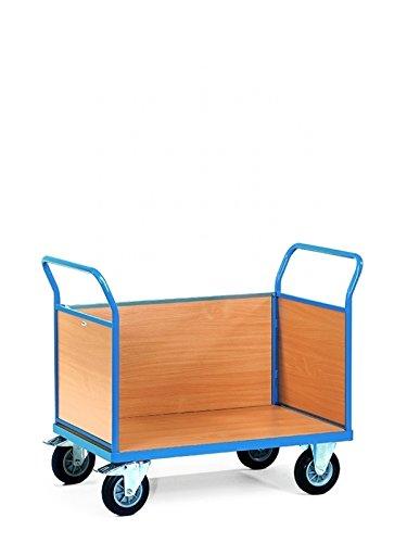 Rackit PI208Y 4 Plywood 1//2 Side Platform Truck