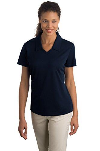 Nike Golf - Ladies Dri-FIT Micro Pique Polo, Navy, Medium