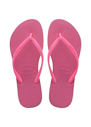 Havaianas Women S Slim W Shocking Pink Ankle High Rubber