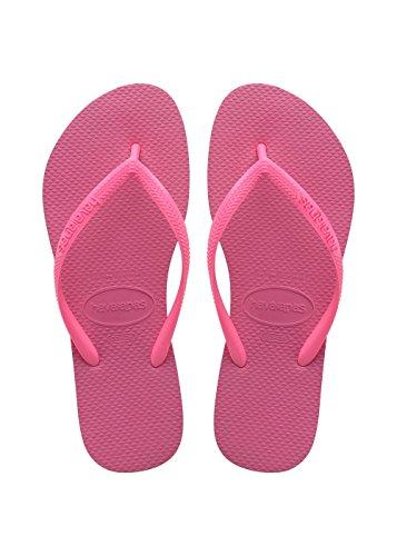 8447 Pink Donna Havaianas shocking Rosashocking Pink SlimInfradito XkOuTwPZi