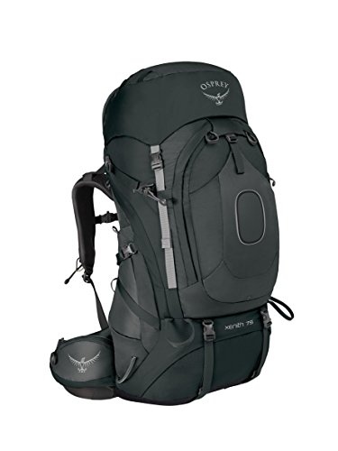 Osprey Xenith 75 - Graphite Grey - Medium