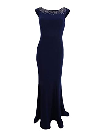 8928497777e3 Image Unavailable. Image not available for. Color: Xscape Womens Ruffle Formal  Evening Dress ...