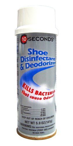 Disinfectant Deodorant Spray - 10 Seconds Shoe Disinfectant and Deodorizer