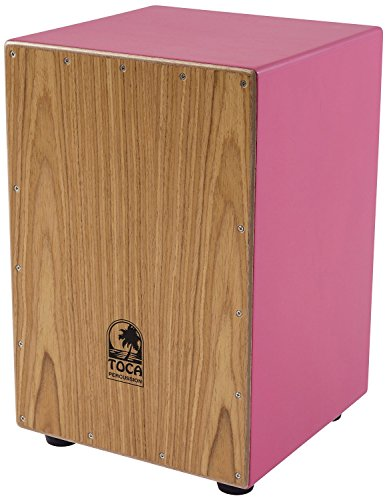 Toca Colorsound Cajon - Pink by Toca