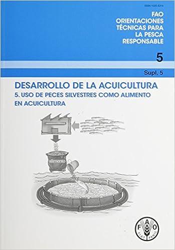 Descargar ebook psp Desarrollo de La Acuicultura: 4 (Fao Technical Guidelines for Responsible Fisheries) 9253067152 PDF iBook PDB