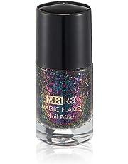 Mara Kozmetik Flakies Nail Polish Oje Blue - Pink - Purple 1 Paket (1 x 250 g)