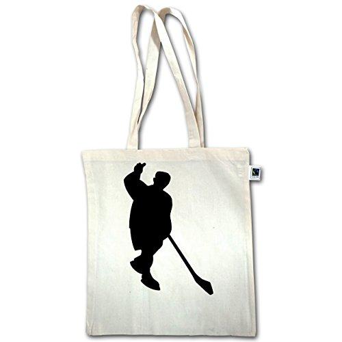 Hockey Su Ghiaccio - Hockey Su Ghiaccio - Unisize - Natural - Xt600 - Manico Lungo Borsa Juta