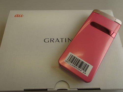 KYY06 GRATINA(ピンク)