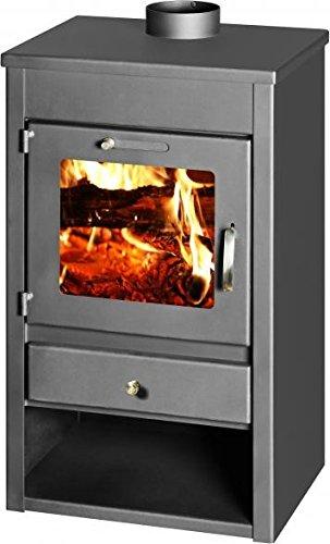 Wood Burning Stove Skladova Tehnika Model Stilo Heat Output 13kw