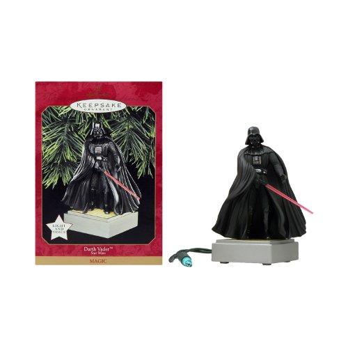Star Wars Darth Vader Ornament (Hallmark Keepsake Magic Ornament - Star Wars Darth Vader)
