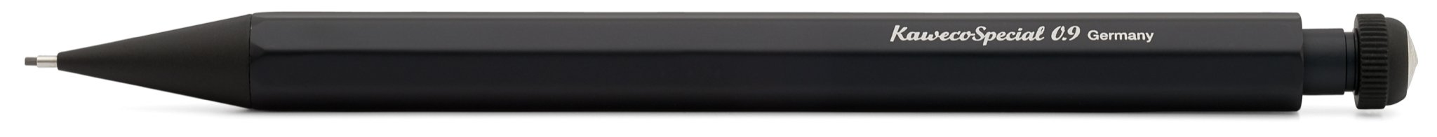 Kaweco Special Mechanical Pencil S short Black 0.9 mm