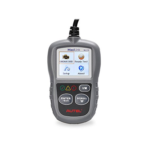 Maxiscan Ms509 Obd2 Scanner - 9