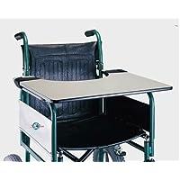Rollstuhl-Tisch, Befestigung am Rollstuhl,Ess- und Schreibhilfe