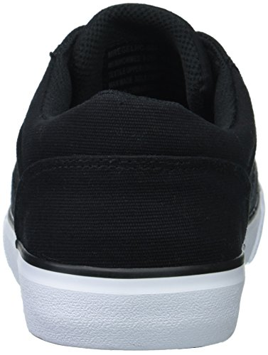 Lugz Mens Regent Lo HC Sneaker Black/White ZL4fJ