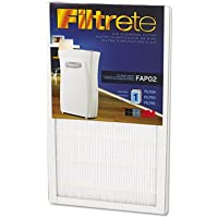 Filtrete Air Cleaning Filter, 9quot; x 15quot;