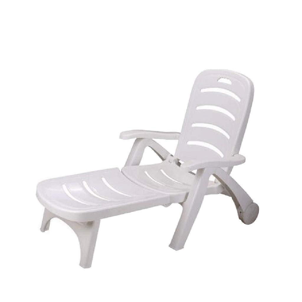 YY_C1 Chaises Longues extérieures, chaises de Plage, équipement de Piscine Pliant, chaises Longues, chaises de Plage