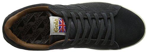 Gomma Mens Sneaker In Pelle Scamosciata Da Uomo Equipe