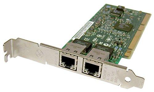 HP Intel NC7170 Dual Gigabit PCI-X Network NIC Card 313586-001 313559-001 by HP