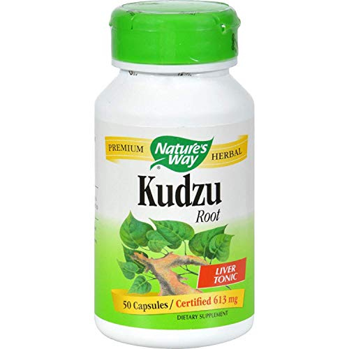 Nature's Way, Kudzu Root 613 Mg, 50 ()