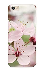 1ceb49c6330 PC Phone Case With Fashionable Look Case Cover For Apple Iphone 6 Plus 5.5 Inch Cherry Blossoms Case For Christmas Day's Gift