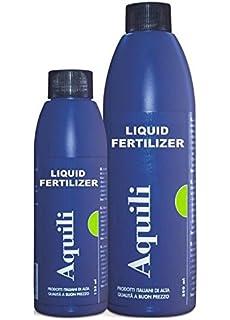 aquili Fertilizante 1L 1000 ml para plantas acuario D agua dulce holandés