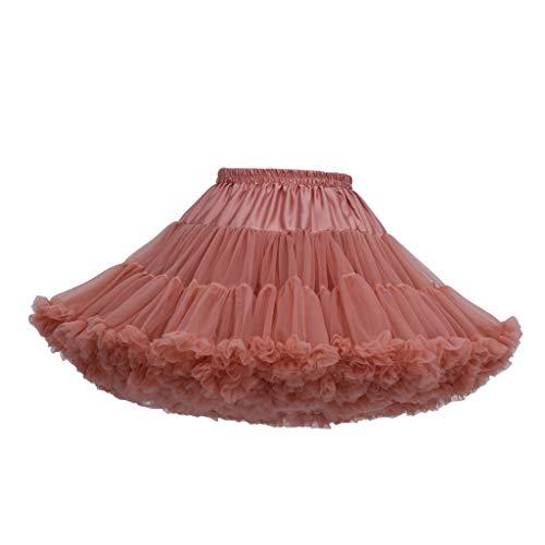 Slim Dentelle Dance Ballet Mode Party Tutu jupon Unie Vêtements Couleur Sanfashion Travaille Jupe ZuPOkXi