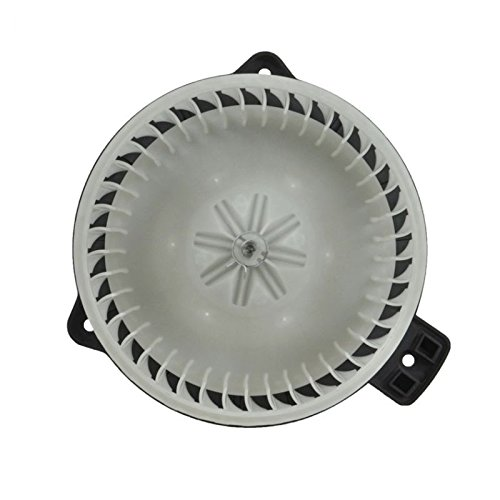 Air Conditioning A/C Heater Blower Motor with Fan Cage for 06-11 Kia Rio ()