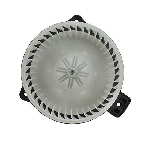 Heater Blower Motor with Fan Cage for 06-11 Kia Rio Rio5 ()