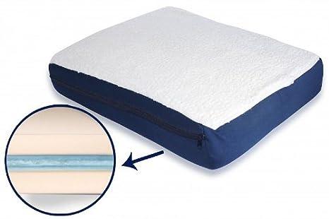 Cojin de espuma alta densidad gel anatomico confortable ...