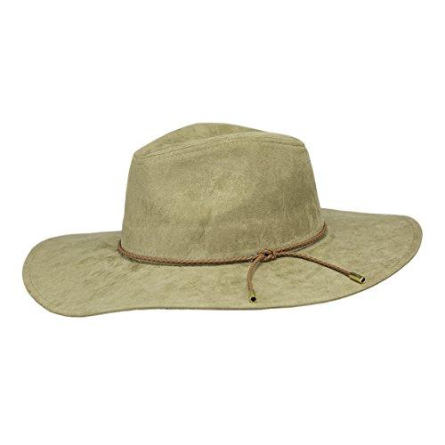Peter Grimm Tuca Suede Hat - Tan