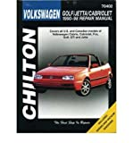 [(Volkswagen Golf/Jetta/Cabriolet (1990-1999))] [Author: Chilton Automotive Books] published on (October, 2000)