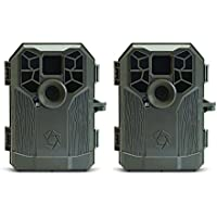 Stealth Cam P12S IR Trail Hunting Game Camera, 2-Pack (Certified Refurbished)