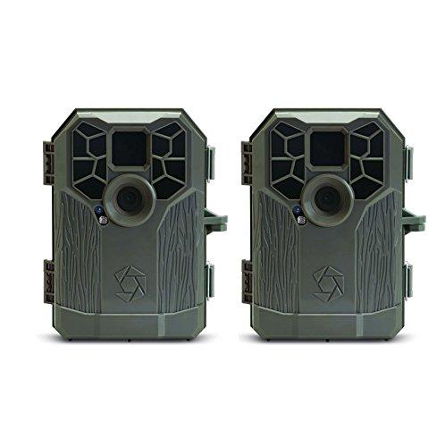 Stealth Cam P12S IR Trail Hunting Game Camera, 2-Pack (Renewed)