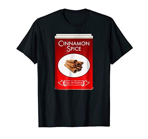 Group Spice Costume Tshirt Girls Cinnamon Halloween -