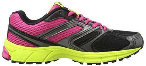 Lotto ZENITH VII W - Zapatillas de running Mujer Negro - Schwarz (BLK/GLAMOUR)