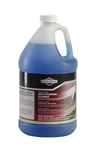 Briggs & Stratton 6826 Multi-Purpose Cleaner and Concentrate for Pressure Washers, 1-Gallon (Outdoor Power Washer)
