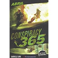 Conspiracy 365. Abril - Volume 4