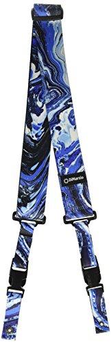 DiMarzio Steve Vai Strap ClipLock Strap - Blue Universe