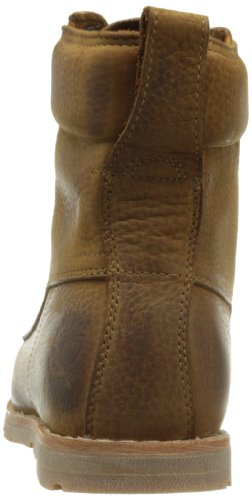 Timberland Ek Rug Lt Ptb - Botas de cuero nobuck hombre marrón - Marron (Brown Tumbled Nubuck)