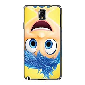Shock-Absorbing Hard Phone Cases For Samsung Galaxy Note3 (QmR12859MTfg) Customized Fashion Inside Out Skin