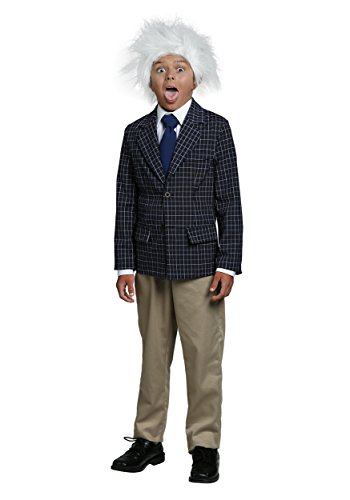 Einstein Boys Costume - S