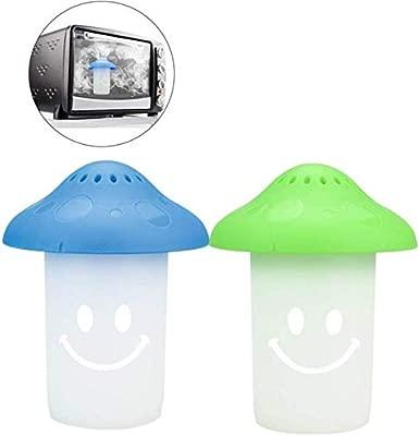 Limpiador de microondas (2 unidades, para microondas, horno ...